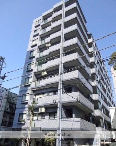 東京都江東区、南砂町駅徒歩15分の築18年 9階建の賃貸マンション