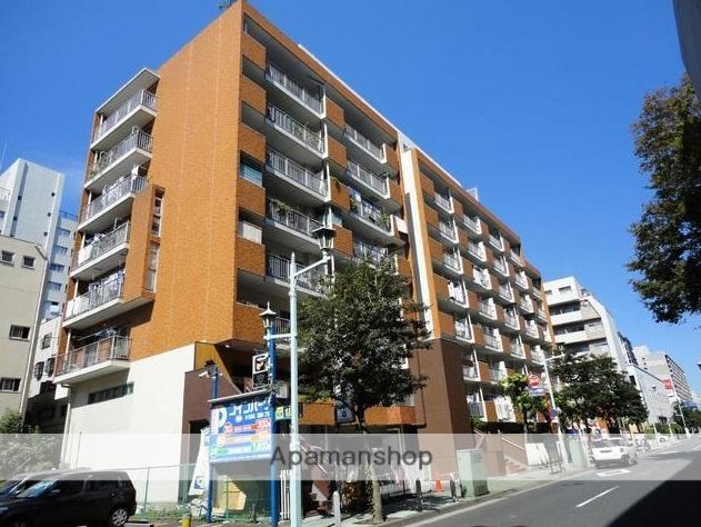 東京都江東区、東陽町駅徒歩2分の築37年 9階建の賃貸マンション