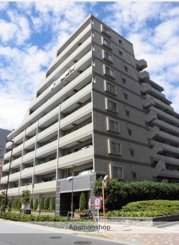 東京都江東区、東陽町駅徒歩20分の築12年 8階建の賃貸マンション