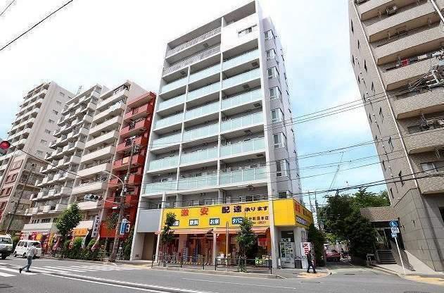 東京都江東区、大島駅徒歩7分の築5年 10階建の賃貸マンション