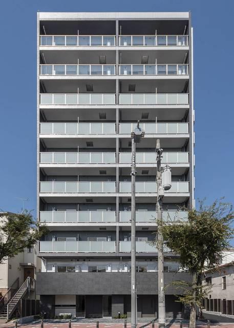 東京都江東区、潮見駅徒歩24分の新築 10階建の賃貸マンション