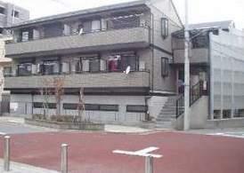 東京都江東区、潮見駅徒歩16分の築15年 3階建の賃貸マンション