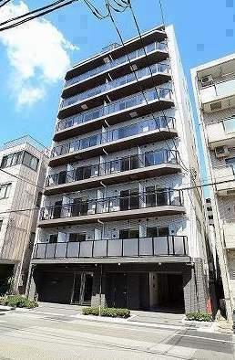 東京都墨田区、両国駅徒歩11分の新築 9階建の賃貸マンション