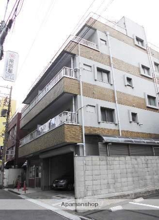東京都江東区、門前仲町駅徒歩1分の築50年 4階建の賃貸マンション