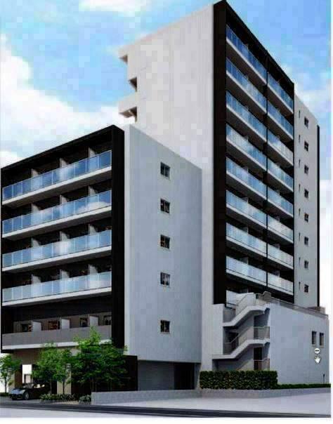 東京都墨田区、森下駅徒歩11分の新築 11階建の賃貸マンション