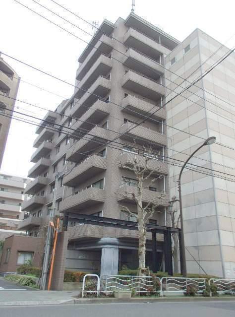 東京都江東区、住吉駅徒歩9分の築24年 10階建の賃貸マンション