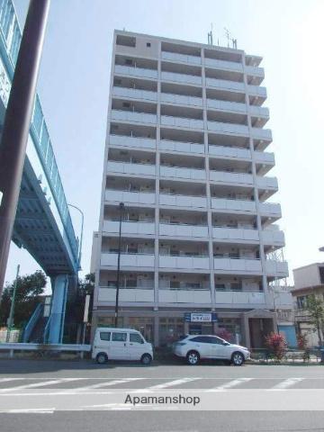 東京都江東区、東陽町駅徒歩25分の築23年 11階建の賃貸マンション