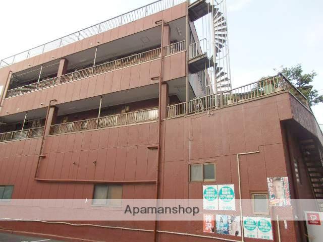 東京都江東区、潮見駅徒歩14分の築36年 4階建の賃貸マンション