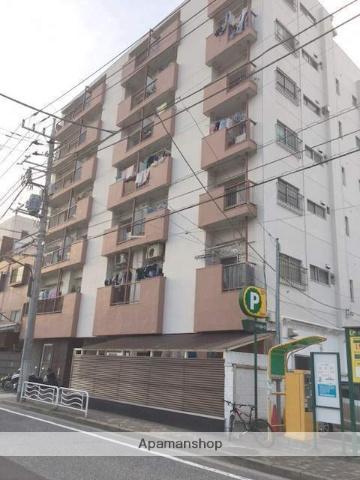 東京都江東区、東陽町駅徒歩15分の築44年 7階建の賃貸マンション