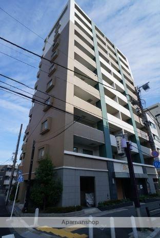 東京都江東区、森下駅徒歩1分の築13年 11階建の賃貸マンション