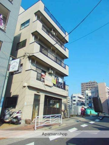 東京都江東区、木場駅徒歩2分の築35年 4階建の賃貸マンション