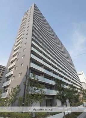 東京都墨田区、亀戸駅徒歩18分の築3年 21階建の賃貸マンション