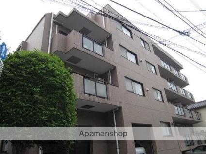 東京都中野区、中野駅徒歩3分の築20年 4階建の賃貸マンション