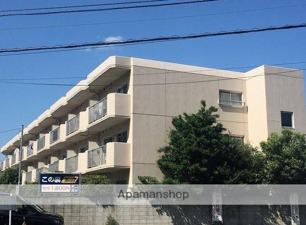 東京都中野区、下落合駅徒歩8分の築24年 3階建の賃貸マンション