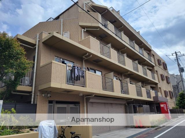 東京都中野区、中野坂上駅徒歩9分の築5年 5階建の賃貸マンション