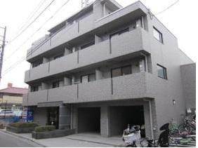 東京都中野区、都立家政駅徒歩19分の築10年 4階建の賃貸マンション