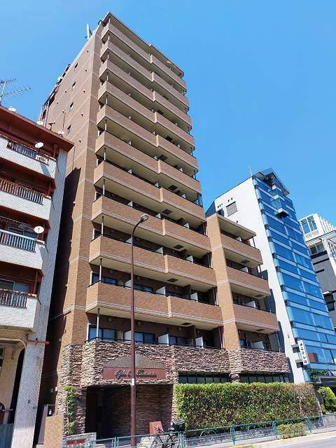 東京都新宿区、高田馬場駅徒歩7分の築13年 12階建の賃貸マンション