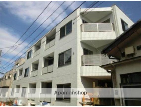 東京都中野区、高円寺駅徒歩9分の新築 3階建の賃貸マンション