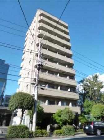 東京都新宿区、神楽坂駅徒歩10分の築14年 13階建の賃貸マンション