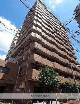 東京都板橋区、中板橋駅徒歩17分の築22年 15階建の賃貸マンション