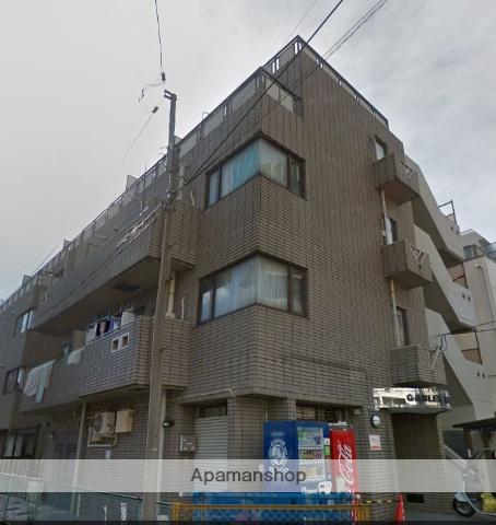 東京都板橋区、板橋区役所前駅徒歩14分の築28年 5階建の賃貸マンション