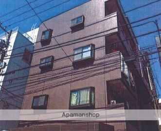 東京都荒川区、田端駅徒歩10分の築20年 4階建の賃貸マンション