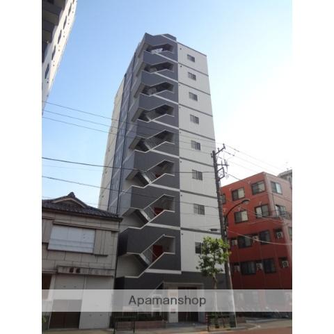 東京都台東区、南千住駅徒歩8分の築4年 9階建の賃貸マンション