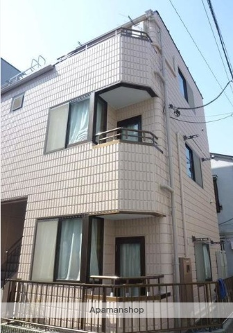 東京都台東区、稲荷町駅徒歩13分の築22年 3階建の賃貸マンション