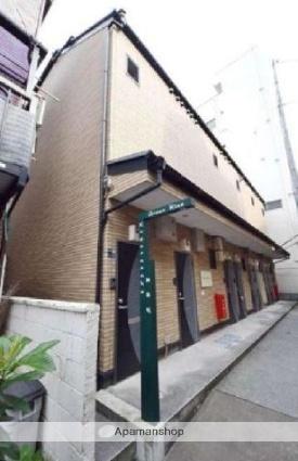 東京都新宿区、神楽坂駅徒歩6分の築13年 2階建の賃貸アパート