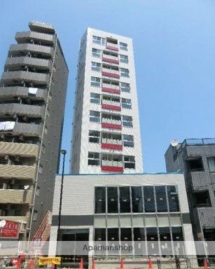 東京都文京区、上野広小路駅徒歩9分の築3年 11階建の賃貸マンション