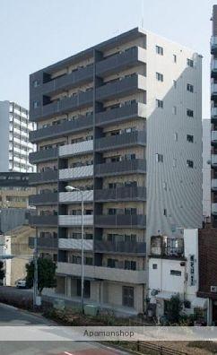 東京都北区、十条駅徒歩20分の築4年 10階建の賃貸マンション