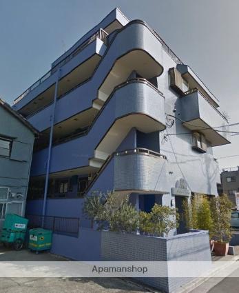 東京都台東区、日暮里駅徒歩11分の築25年 3階建の賃貸マンション