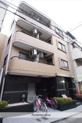 東京都板橋区、大山駅徒歩11分の築27年 4階建の賃貸マンション