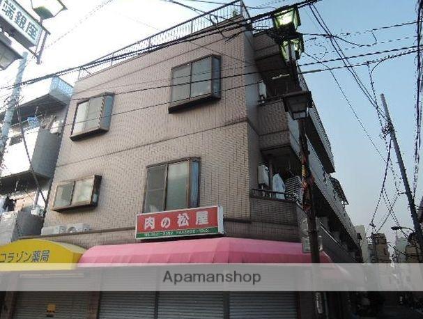東京都北区、駒込駅徒歩8分の築26年 3階建の賃貸マンション
