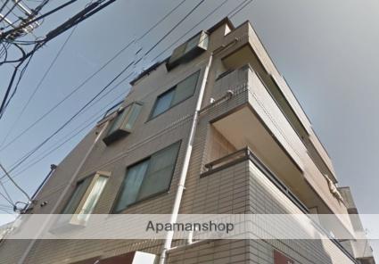 東京都北区、十条駅徒歩5分の築24年 4階建の賃貸マンション