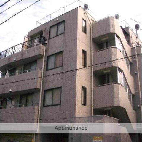 東京都北区、板橋駅徒歩12分の築23年 4階建の賃貸マンション