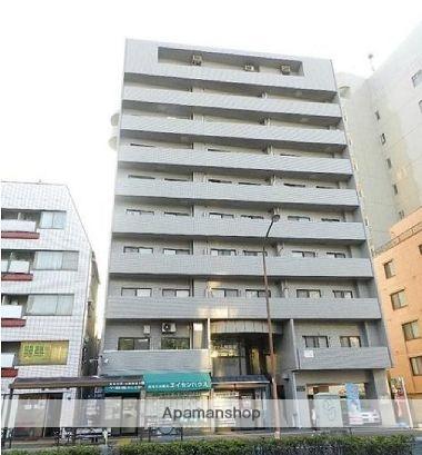 東京都文京区、茗荷谷駅徒歩10分の築30年 10階建の賃貸マンション