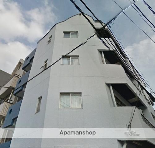 東京都北区、田端駅徒歩6分の築34年 5階建の賃貸マンション