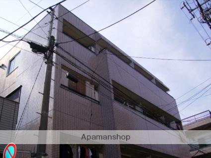 東京都荒川区、日暮里駅徒歩13分の築29年 4階建の賃貸マンション