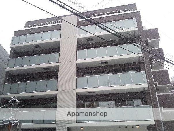 東京都豊島区、大塚駅徒歩4分の築4年 6階建の賃貸マンション