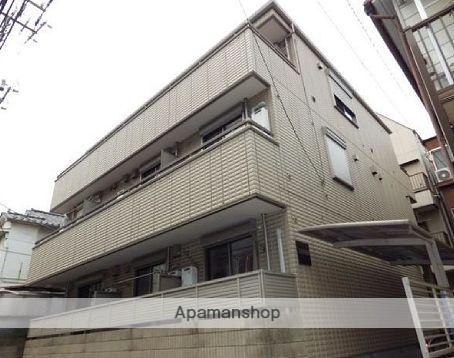 東京都荒川区、田端駅徒歩12分の築13年 3階建の賃貸マンション