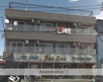 東京都板橋区、志村坂上駅徒歩5分の築24年 3階建の賃貸マンション