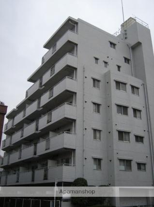 東京都北区、王子駅徒歩7分の築31年 7階建の賃貸マンション