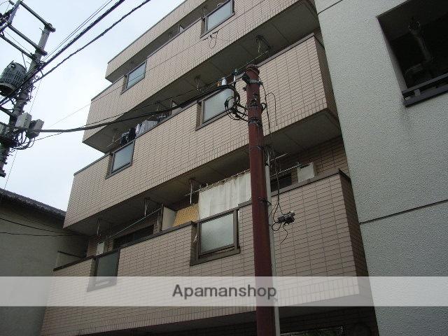 東京都北区、十条駅徒歩9分の築22年 4階建の賃貸マンション