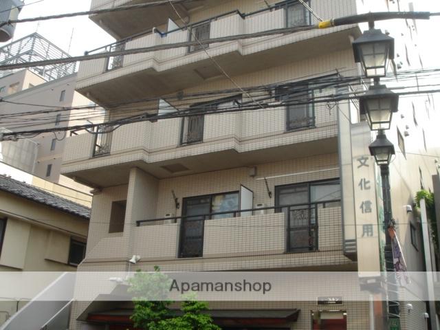 東京都板橋区、下板橋駅徒歩13分の築22年 6階建の賃貸マンション