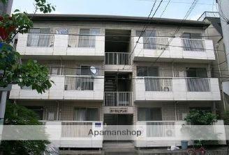 東京都北区、王子駅徒歩10分の築26年 3階建の賃貸アパート