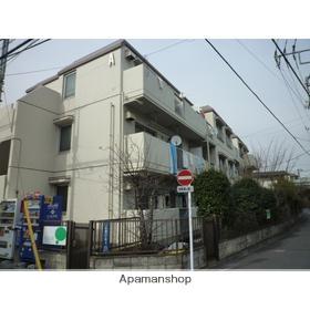 東京都北区、駒込駅徒歩9分の築30年 3階建の賃貸マンション