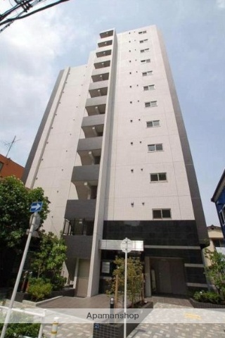 東京都板橋区、十条駅徒歩22分の築8年 12階建の賃貸マンション