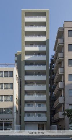 東京都台東区、鶯谷駅徒歩8分の築9年 12階建の賃貸マンション