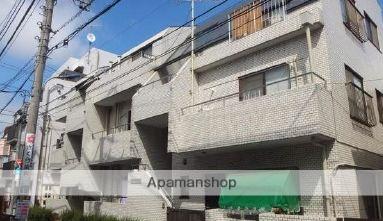 東京都北区、駒込駅徒歩14分の築30年 3階建の賃貸マンション